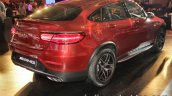 Mercedes-AMG GLC 43 4MATIC Coupe rear three quarters left side