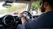 Mini Cooper S with JCW Tuning Kit 2017 driving Review