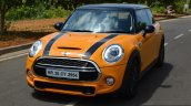 Mini Cooper S with JCW Tuning Kit front quarter 2017 Review