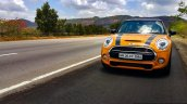 Mini Cooper S with JCW Tuning Kit highway 2017 Review