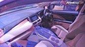 Mitsubishi Expander MPV Unveiled Cabin Dashboard