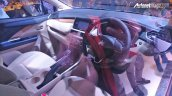 Mitsubishi Expander MPV Unveiled Dashboard