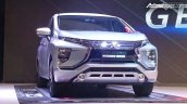 Mitsubishi Expander MPV Unveiled Front Three Quarters