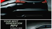 Mitsubishi Expander (Mitsubishi XM production) tease