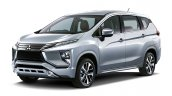 Mitsubishi Xpander front three quarters front three quarters left side