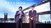NEXA Service launch