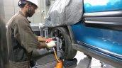 NEXA Service wheel servicing at NEXA
