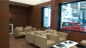 NEXA lounge seating at NEXA Service