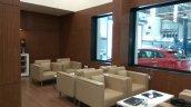 NEXA lounge seating at NEXA Service