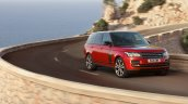 Range Rover SVAutobiography Right Front Three Quarters