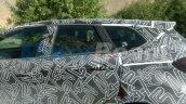 Renault Captur left side spy shot Leh