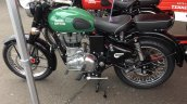 Royal Enfield Classic 500 Redditch green side