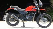 Royal Enfield Himalayan candy colours red rear side right