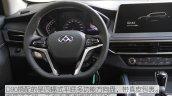 SAIC Maxus D90 dashboard driver side