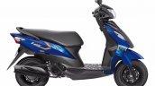 Suzuki Let's dual tone blue side
