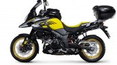 Suzuki V-Strom 1000 XT India Launch Accessories Side View