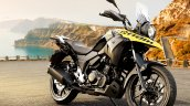 Suzuki V-Strom 250 studio front three quarter