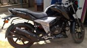 TVS Apache RTR 160 facelift side right
