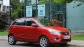 Tata Bolt EV concept front three quarters right side