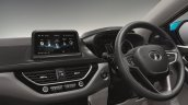 Tata Nexon Features Floating Dashtop HD Touchscreen