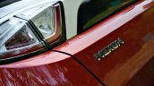 Tata Nexon Review Test Drive Nexon Badge