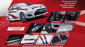 Toyota Vios Racing Edition features