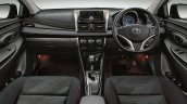 Toyota Vios Racing Edition interior dashboard