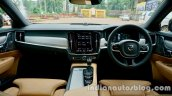 Volvo V90 Cross Country dashboard