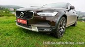 Volvo V90 Cross Country front nose