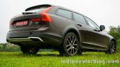 Volvo V90 Cross Country rear profile