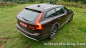 Volvo V90 Cross Country rear three quarter
