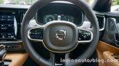 Volvo V90 Cross Country steering wheel