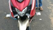 Yamaha Fazer 250 Spied Undisguised Front View