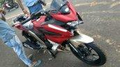 Yamaha Fazer 250 Spied Undisguised