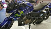 Yamaha V-Ixion Movistar front three quarter left