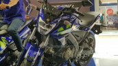 Yamaha V-Ixion Movistar front
