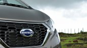 Datsun redi-GO 1.0 Review front grille