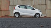 Datsun redi-GO 1.0 Review white side view