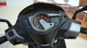 2017 Hero Maestro Edge at Nepal Auto Show instrument cluster