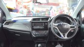 2017 Honda BR-V dashboard at Nepal Auto Show