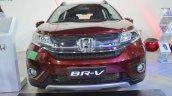 2017 Honda BR-V fascia at Nepal Auto Show