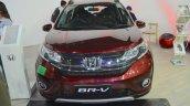 2017 Honda BR-V front at Nepal Auto Show