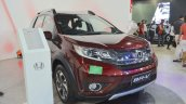 2017 Honda BR-V front three quarters at Nepal Auto Show