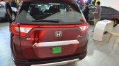 2017 Honda BR-V rear at Nepal Auto Show