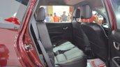 2017 Honda BR-V rear seat at Nepal Auto Show