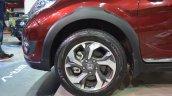 2017 Honda BR-V wheel at Nepal Auto Show