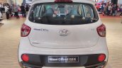 2017 Hyundai Grand i10X (facelift) rear 2017 GIIAS Live