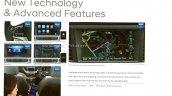 2017 Hyundai Verna brochure leaked touchscreen