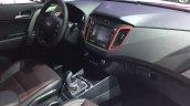 2017 Hyundai ix25 (CN-spec Hyundai Creta facelift) dashboard