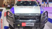 2017 Isuzu MU-X off-roader front at GIIAS 2017